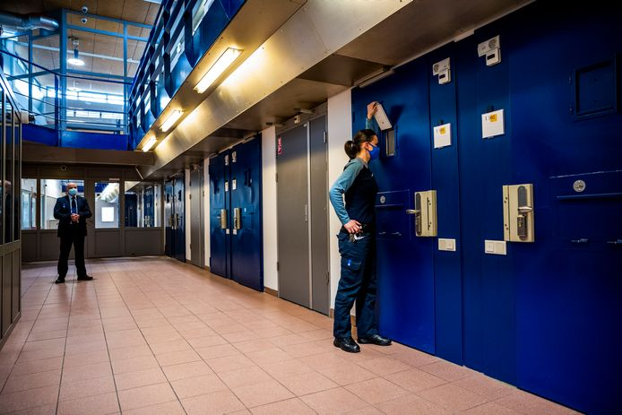 De PI Krimpen aan den IJssel opent een speciale vleugel met plek voor vijftien delinquenten.
