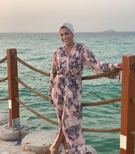 Touriya Haoud openhartig over lymfeklierkanker: 'Ik was net op tijd, mijn organen begonnen uit te vallen'