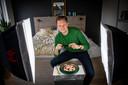 Foodblogger Luuk van Merwijk.