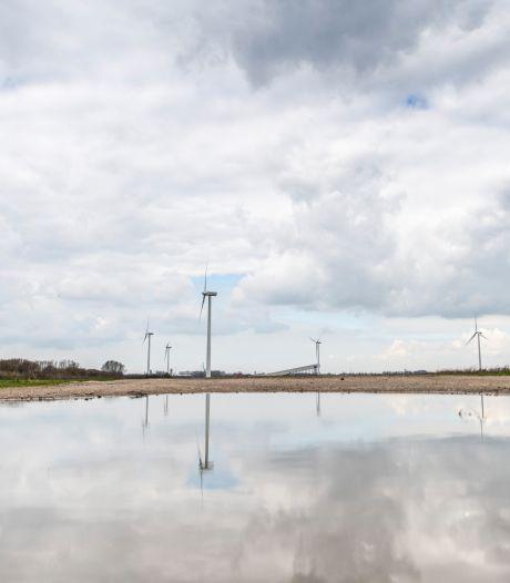 Komst meer windturbines in Terneuzen weggestemd, Zeeuwind zwaar teleurgesteld
