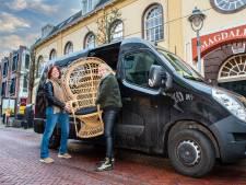 Gouda weert vanaf 2025 vieze vrachtwagens en vervuilende bestelbusjes