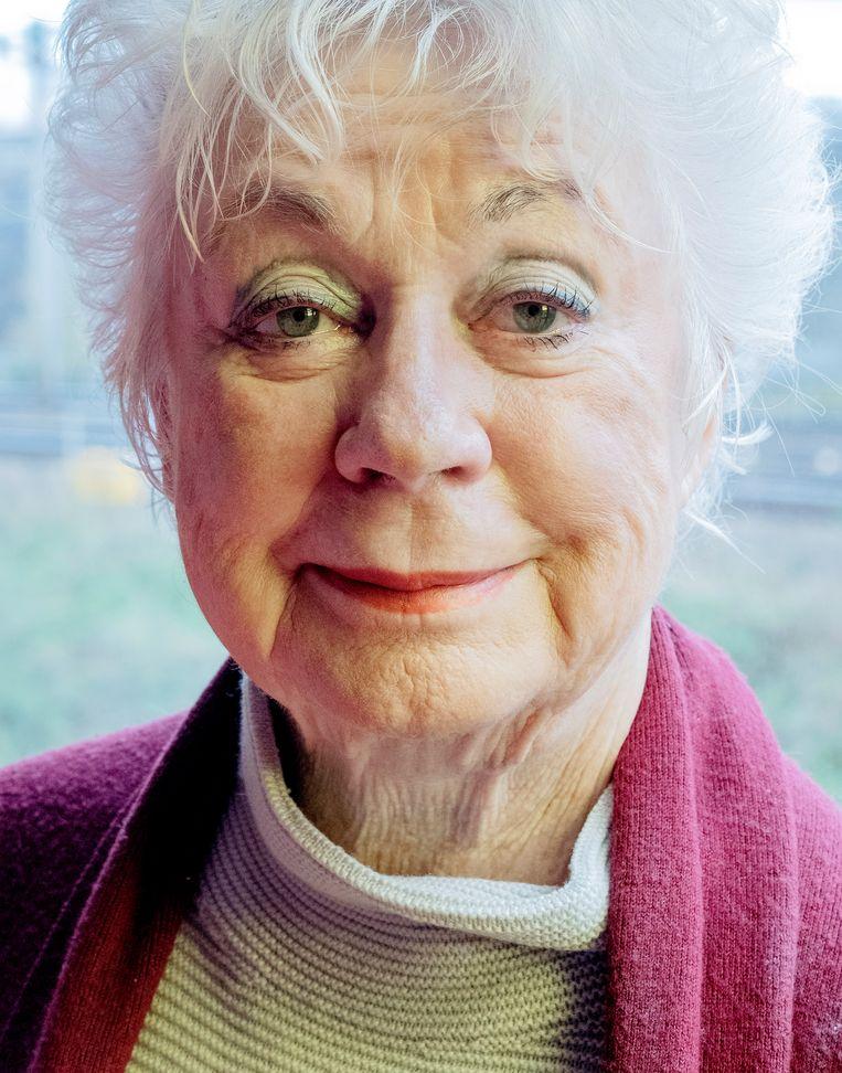 Ingeborg Elzevier: 'Als je vier keer een tragedie hebt gespeeld, ben je een tragédienne. Als je vier keer een komedie hebt gespeeld, ben je een comédienne. Ik weet zelf echt niet wat ik ben'. Beeld Patrick Post