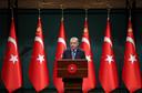 De Turkse president Recep Tayyip Erdogan wordt alsmaar ongemakkelijker van de onthullingen van crimineel Sedat Peker.