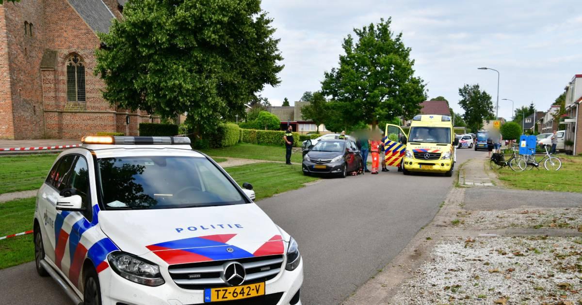 Meisje ernstig gewond door aanrijding met auto in Aerdt.