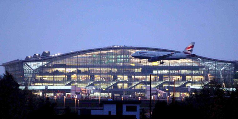 Het toekomstige 'Xi Jinping Airport' Beeld anp