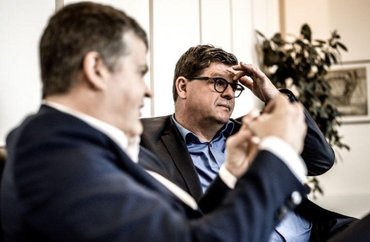 Bart Somers: 'In 1999 heeft 'Panorama' ook over Mechelen zo'n reportage over racisme gemaakt. Nu komen politici uit heel Europa naar ons kijken'  Beeld Humo