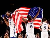 """Kevin Durant propulse """"Team USA"""" au sommet"""