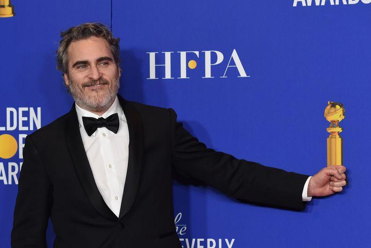 Joaquin Phoenix. Beeld Chris Pizzello/Invision/AP