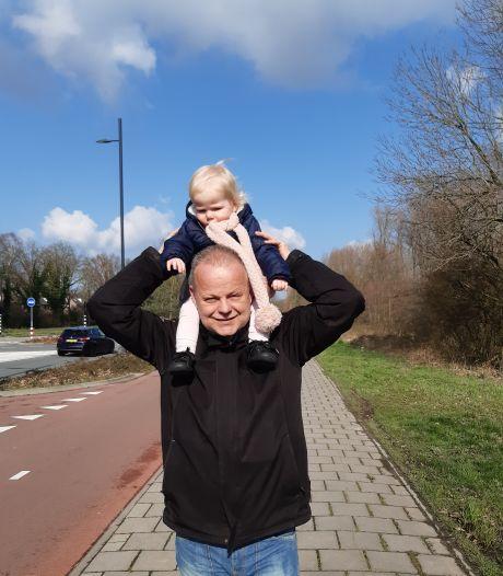 Voor Gerard van Eeuwijk (1963-2020) bestond Kerstmis niet meer na de dood van zijn zoon Ronnie