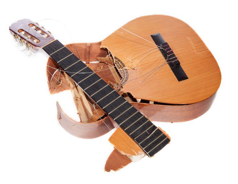 Volgens arts en altviolist Laura Kok is musiceren een topsport.  Beeld Shutterstock