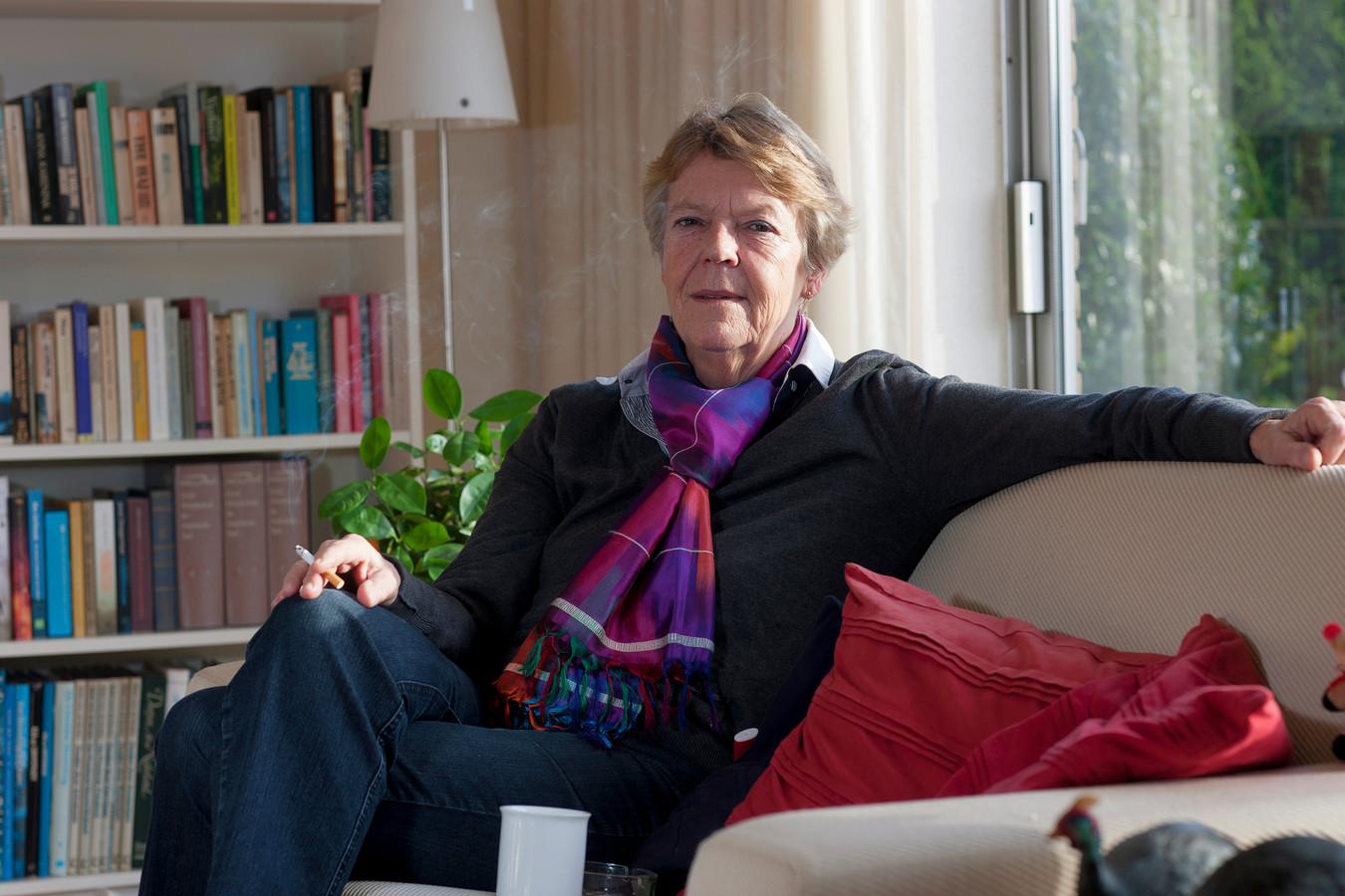 """Marianne Burgman. ,,Het ligt niet in mijn aard iets half te doen."""""""