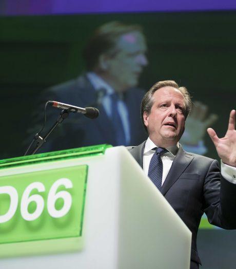 'Misverstand dat D66 geëvolueerd is van rebellenclub tot pluchepartij'