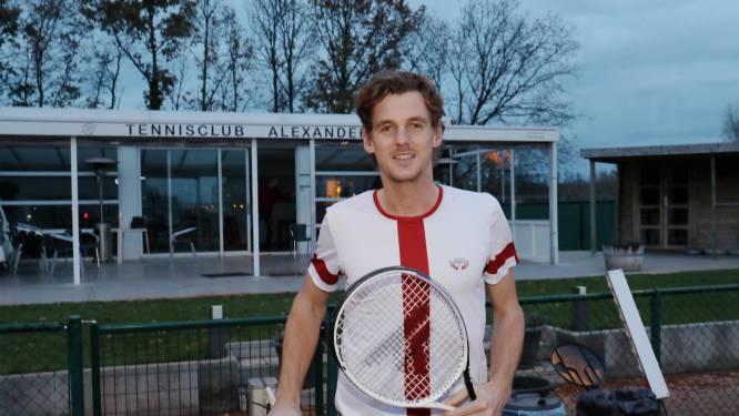 Jeroen Vanneste boekt in Antalya zesde toernooiwinst in het enkelspel