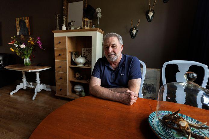 Willem Klippel vertelt over zijn revalidatie na een herseninfarct.
