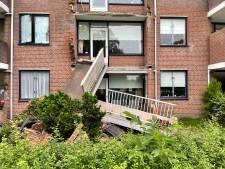 Bewoners balkonflat Oudenbosch boos om 275 euro compensatie: 'Ik voel me bekocht'