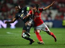 United blijft ongeslagen na moeizame zege in Lissabon