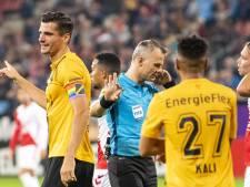 Kuipers blijft bij penaltybeslissing: 'Jullie hebben de verkeerde beelden gezien'