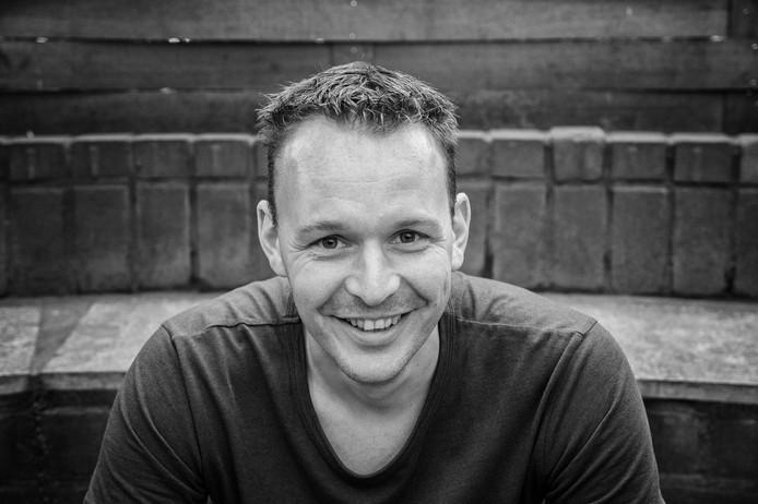 Thomas Klomp is een van de stuwende krachten achter Groen Gebogen.p