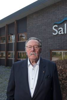 Het doel om benauwde kinderen te helpen, hield Stichting Steunfonds Salem 25 jaar in het zadel
