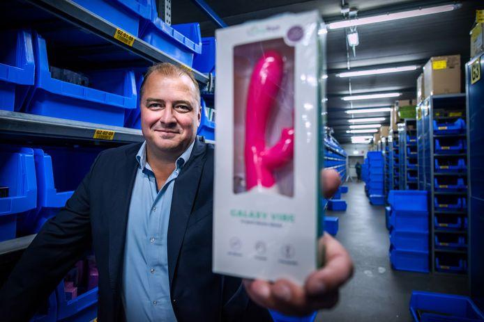 Eric Idema is directeur van EDC, het bedrijf achter Easytoys, Beate Ushe en Christine le Duc. Niemand doet nog lacherig over de handel van de selfmade miljonair.