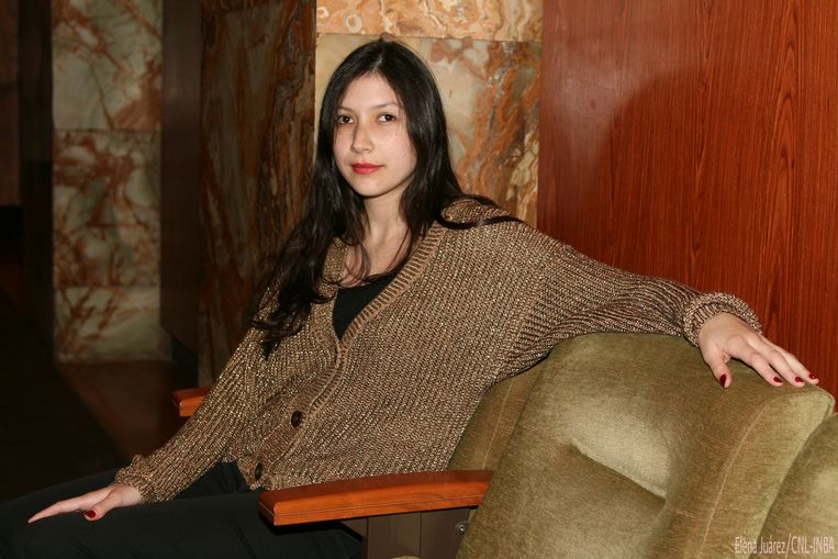Jazmina Barrera Beeld