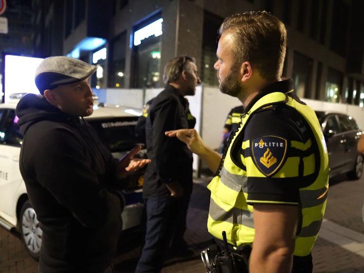 Utrechts restaurant weigert coronapas, sympathisanten voorkomen ontruiming door politie