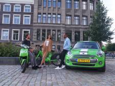 Het wordt druk op straat: nog meer deelfietsen, -auto's en brommers