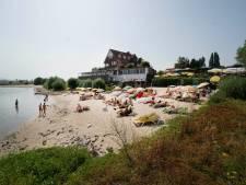 Vakantiegevoel op het Waalzand van Sprok Strand tussen Bemmel en Lent