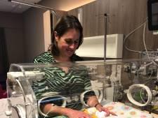 Droomdekentjes voor te vroeg geboren kindjes: 'Hartverwarmend en ontroerend'