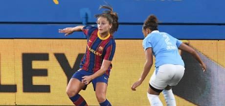 Vrouwen PSV houden goed gevoel over aan Champions League-debuut: 'Voetbal is meer dan de uitslag'