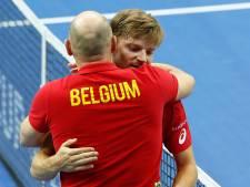 Avec Darcis, sans Bemelmans: la sélection belge pour la Coupe Davis dévoilée