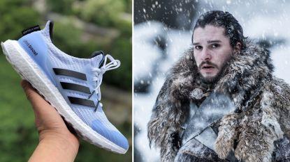 Adidas lanceert sneakers voor fans van 'Game of Thrones'