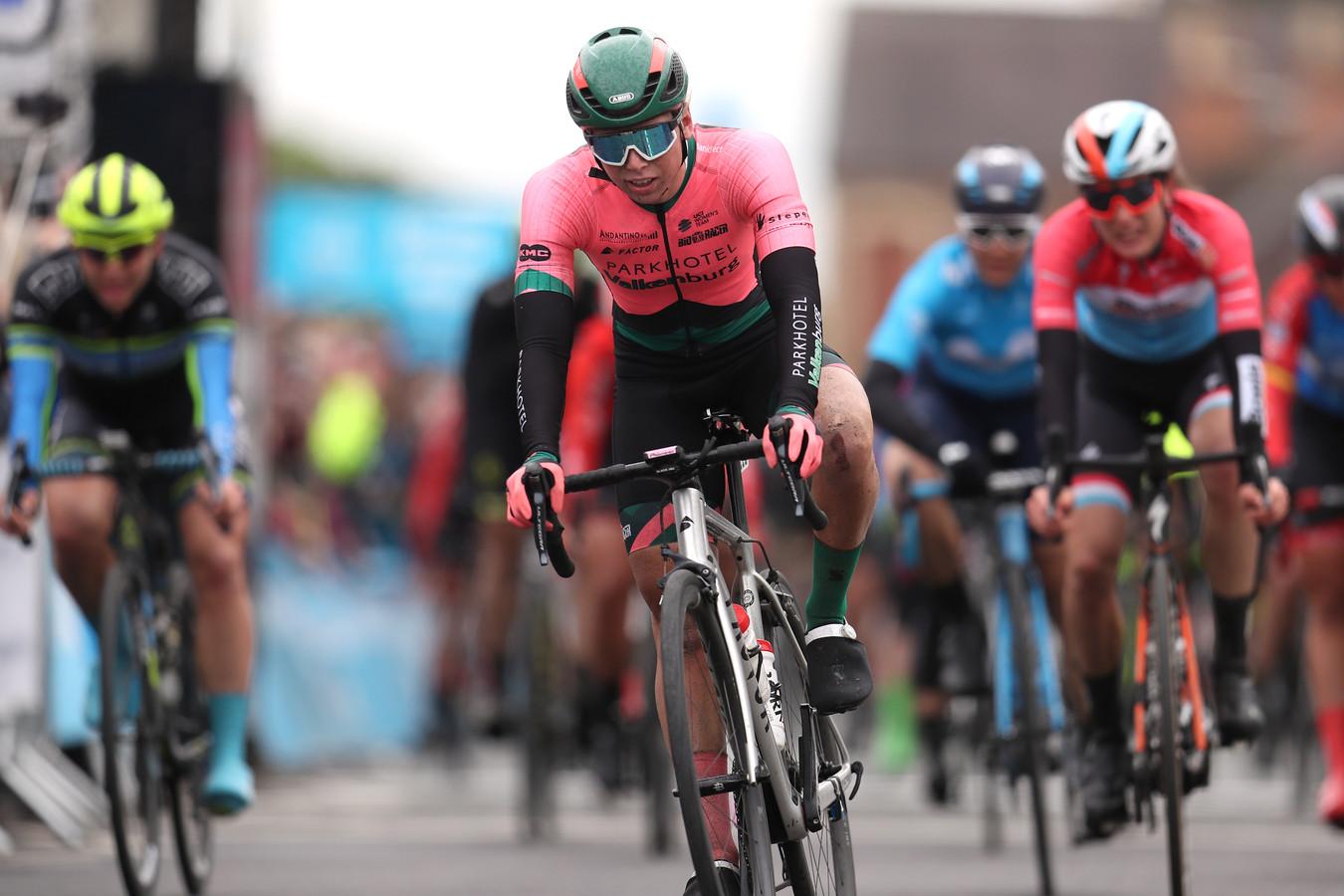 Lorena Wiebes wint de Ronde van Chongming.