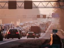 Regioburgemeesters naar Den Haag voor snellere aanpak A12 tussen Arnhem en Duitse grens