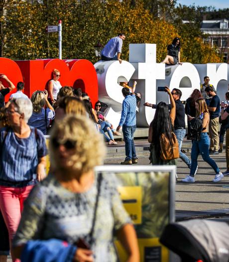 Weghalen I Amsterdam-letters brengt Rotterdammers op ideeën