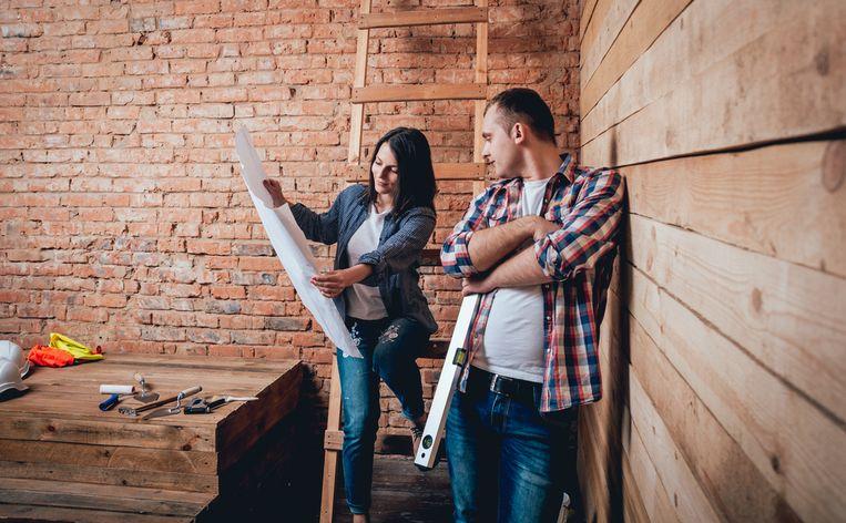 Een extra hypothecair krediet is zinvol als je renovatie meer dan 50.000 euro kost.