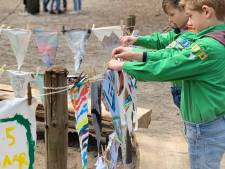 De vlag kan uit: Bergse Markiezaatscouts vieren 75-jarig jubileum