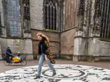 Wandelen over de Eeuwige Bron in Delft