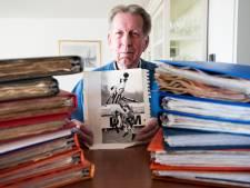 In het leven van Piet Kroon (77) voert voetbal nog altijd de boventoon