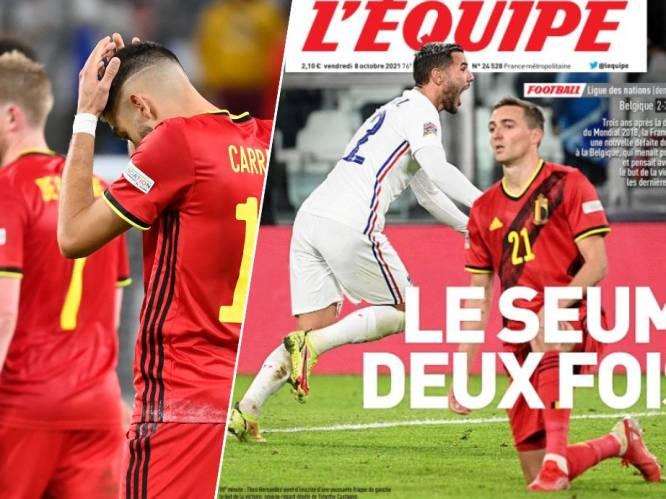 """Franse pers spot met onze 'Vervloekte Generatie': """"Frans vuur moest aangewakkerd worden. Gelukkig kunnen citroenen dat"""""""
