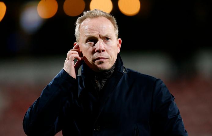Helmond Sport-trainer Wil Boessen reist vrijdag met zijn ploeg af naar Almere.