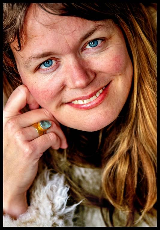 De Nederlandse journaliste en internationaal erkende Afghanistanexperte Bette Dam.