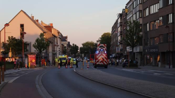 Twee appartementsgebouwen geëvacueerd na brand op terras