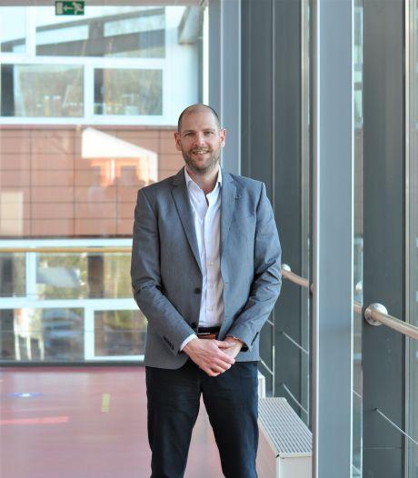 Tol Swinkels (45) nieuwe rector op OLV Breda
