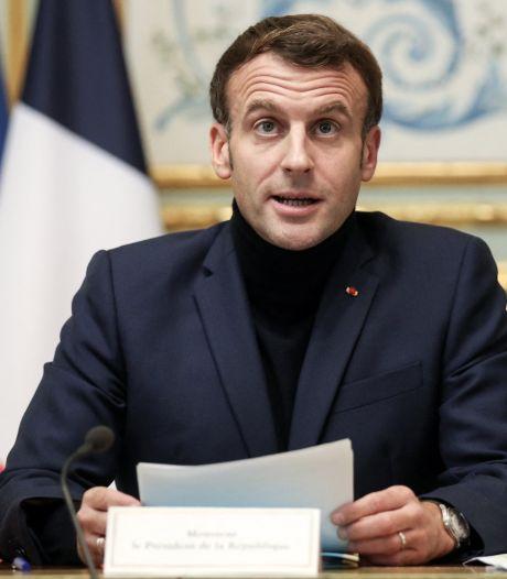 Macron n'a plus de symptôme de la Covid-19 et n'est plus à l'isolement