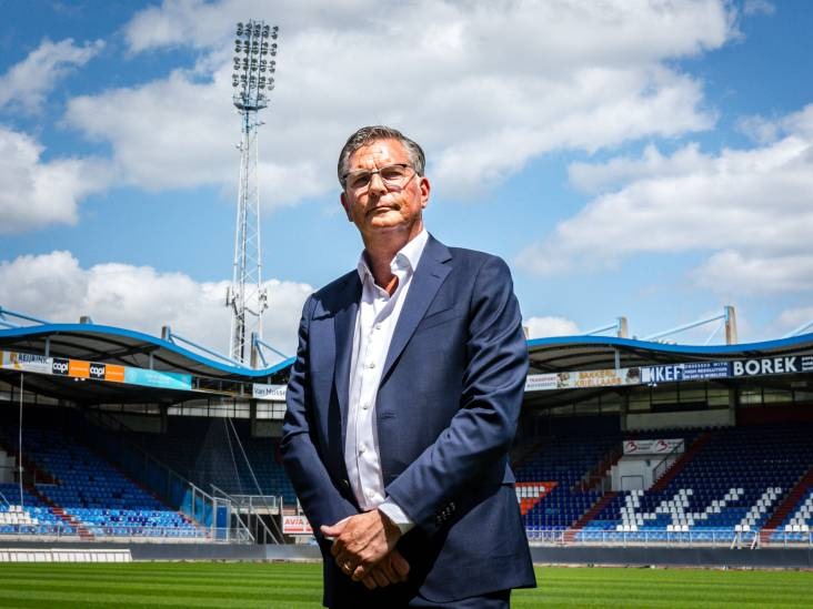 Willem II trots op supporters en sponsors: 'Hopelijk doet gemeente Tilburg ook een duit in het zakje'