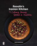 Roootin's Iranian kitchen.