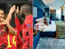 Hôtels luxueux, nombre réduit de supporters belges: ce qu'il faut savoir sur la phase de groupes des Diables