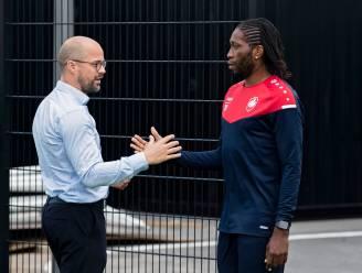 """Antwerp en teammanager Leidgens gaan """"in onderling overleg"""" uit elkaar"""