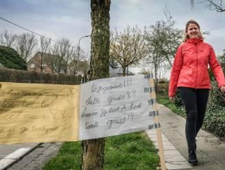 """""""Thomas is mijn grootste supporter"""": Griet wandelt 100 kilometer voor ziek neefje"""